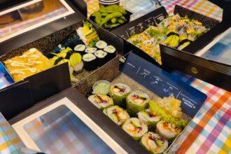 SushiPoint sushi in Hotel Beekhuizen